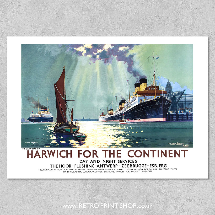 Harwich Poster 2
