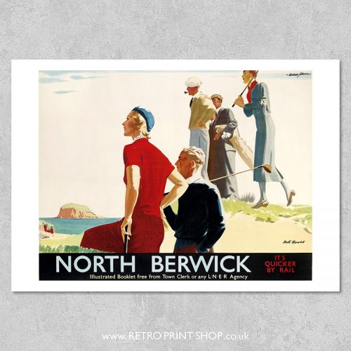 LNER North Berwick