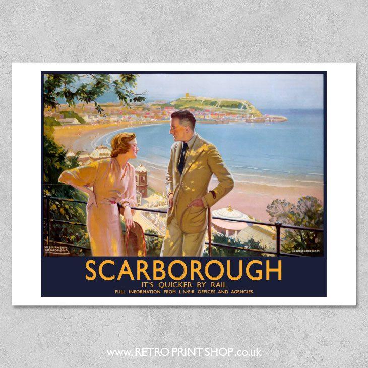 Scarborough Poster 2