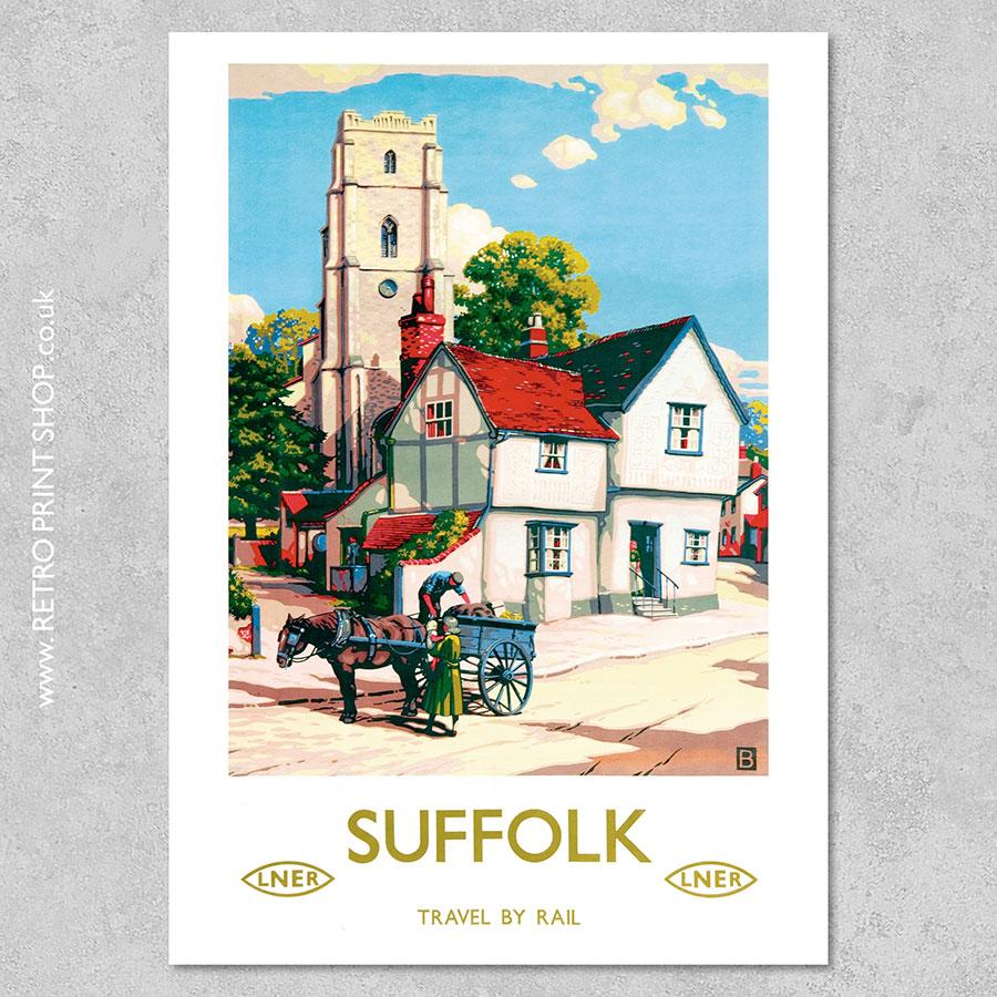 LNER Suffolk