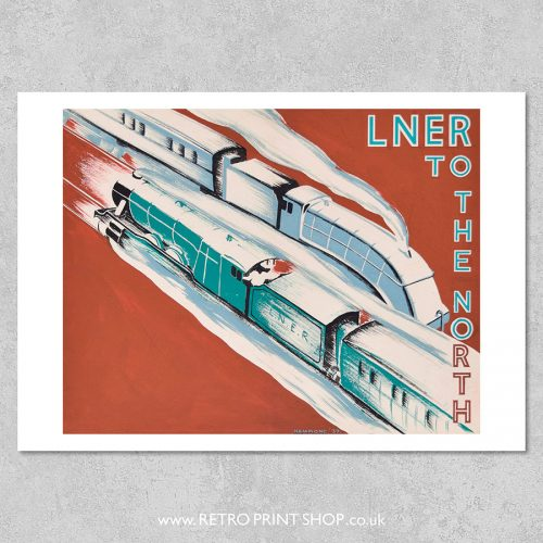 LNER To The North