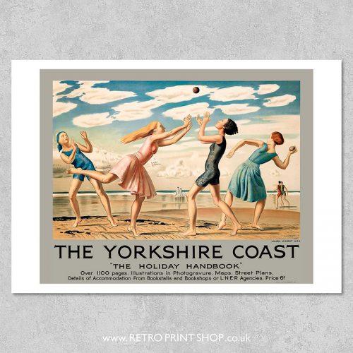LNER Yorkshire Coast Poster