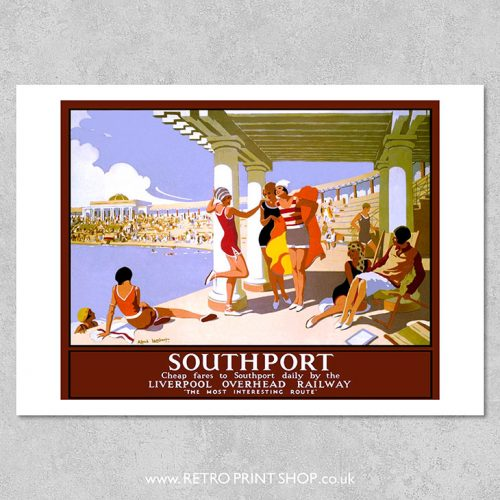 Southport Poster