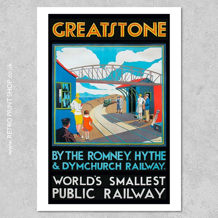 RH&D Greatstone Poster