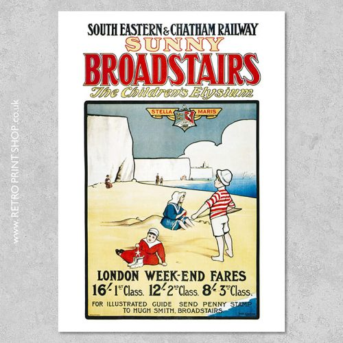 Broadstairs Poster