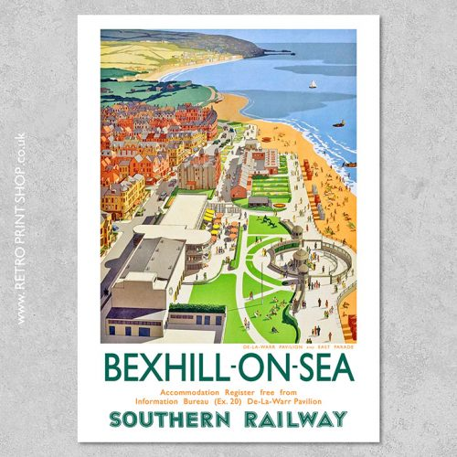 Bexhill-on-Sea Poster