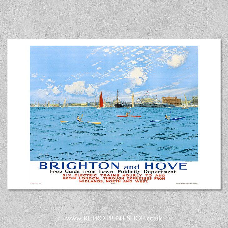 Brighton & Hove Poster 2