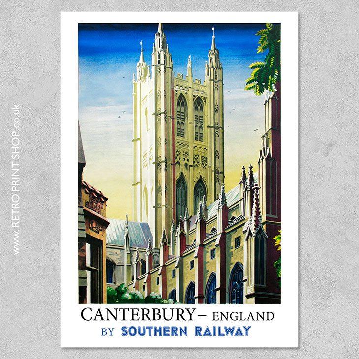 Canterbury Poster 2