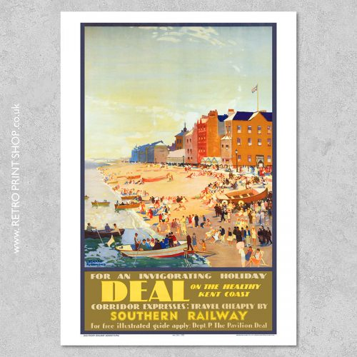 Southern Railway Deal Poster