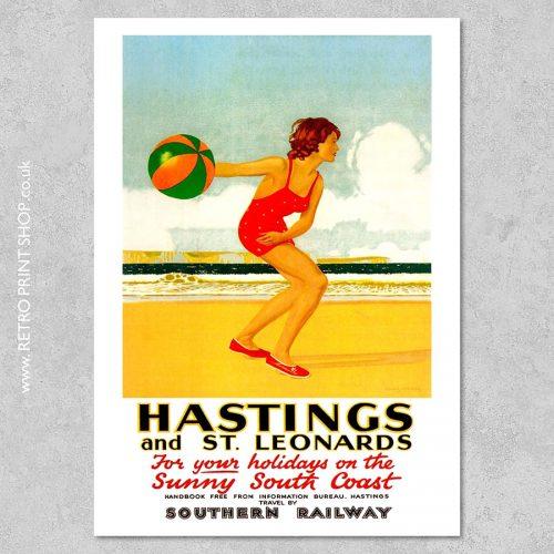 Hastings Poster