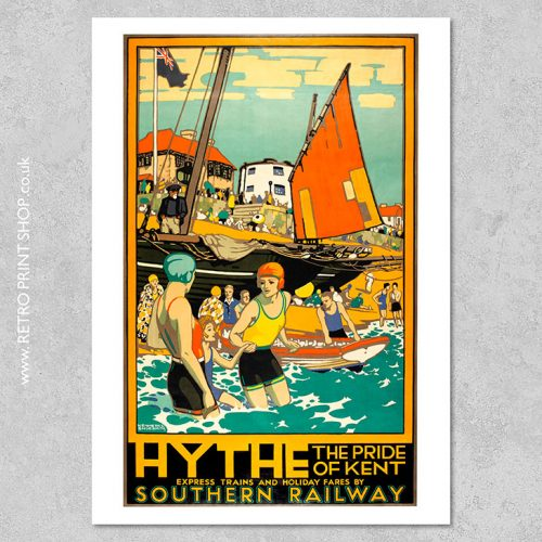 Hythe Poster