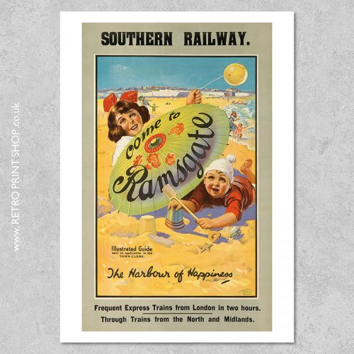 Southern Railway Ramsgate