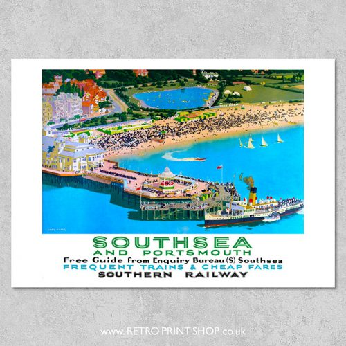 Southern Railway Southsea Portsmouth