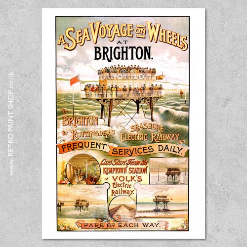 Volks Railway Brighton